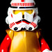 Lego Storm Trooper, Plate 2