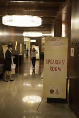 Speakers' Room @ IASGO 2012