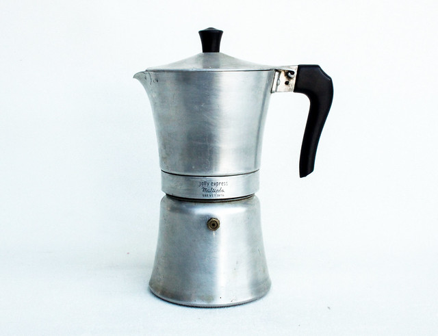 Cafetiere Italian Coffee Maker : vintage bialetti cafetiere coffee maker espresso machine italian 50s (1) Flickr - Photo Sharing!