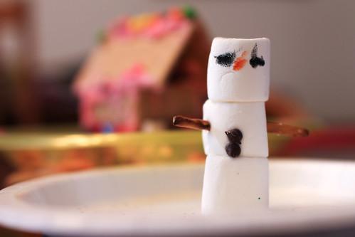 357/365: Sad Snowman