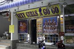 A Go Go Bar @ Pattaya