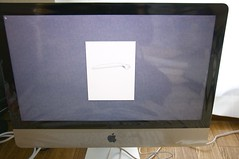 iMac Unpacking