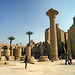 The majestic ruins of Karnak Temple, Luxor, Egypt