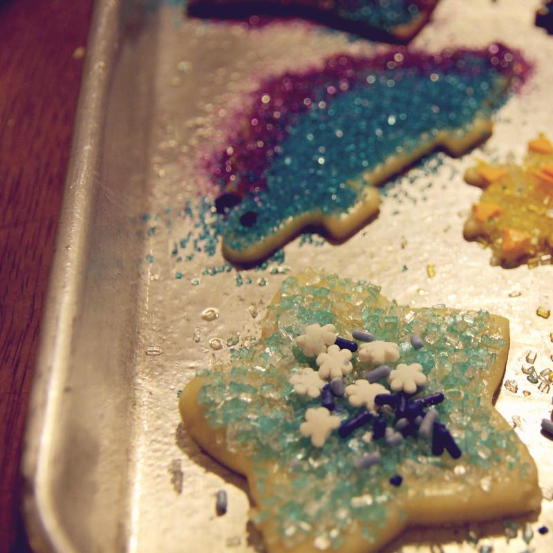 Hanukkah cookies 1