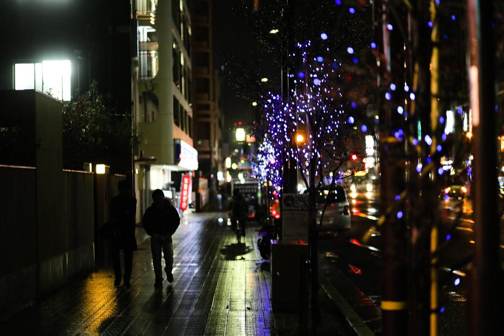 Okamoto 1 Chome, Kobe-shi, Higashinada-ku, Hyogo Prefecture, Japan, 0.05 sec (1/20), f/1.8, 85 mm, EF85mm f/1.8 USM