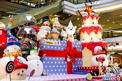 Xmas Decor 2012 @ One Utama