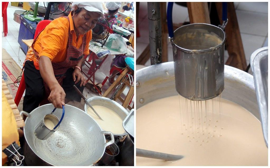 Or Tor Kor Market: Kanom Lar