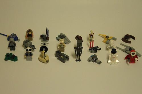 LEGO Star Wars 2012 Advent Calendar (9509)