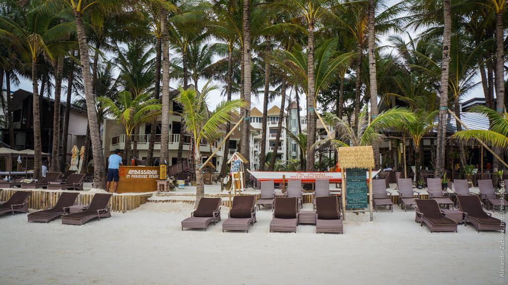 Отель Амбассадор на острове Боракай