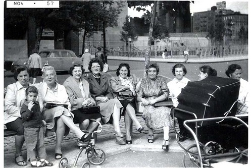 KV mothers, 1950s.  Courtesy Mark and Stu Schumer