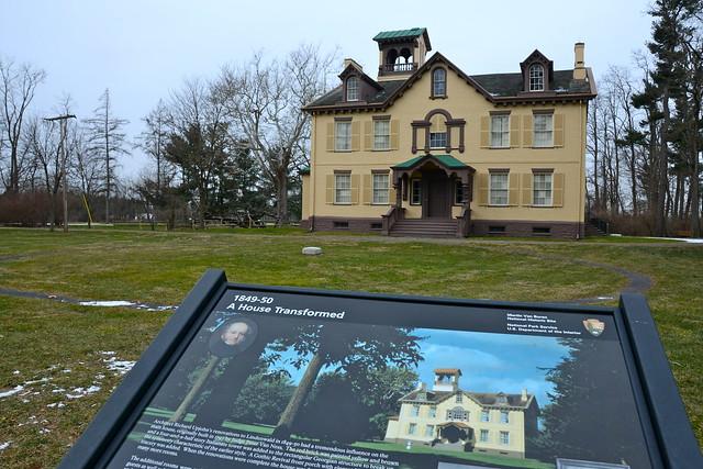 Martin Van Buren Historical Site