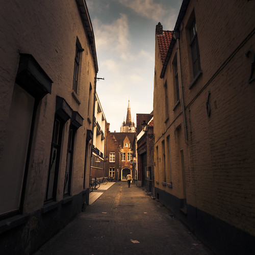 Deep in the Heart of Bruges (Belgium) - Photo : Gilderic