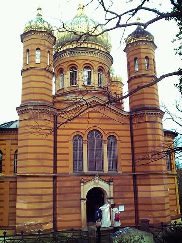 Russian Orthodox Church, Weimar