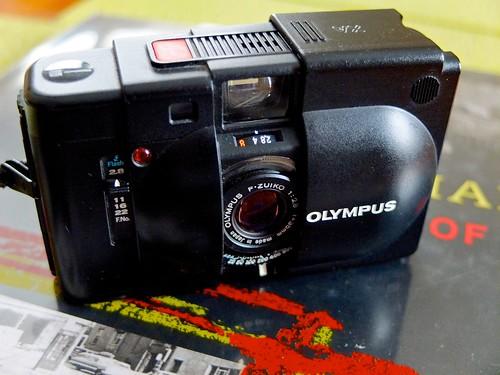 Olympus XA, December 27, 2012