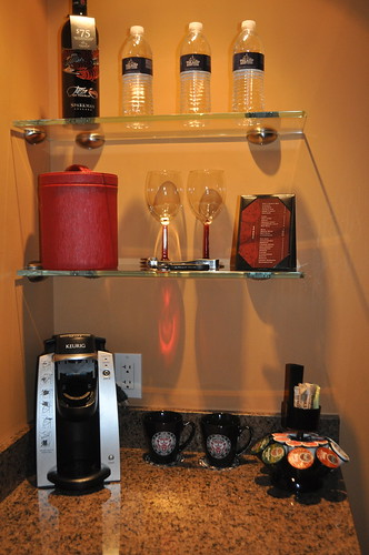 Wine & Coffee Station at Tulalip
