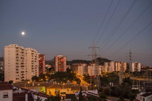 La última luna llena del año (II) by oSKaR MG [ www.fotosyfotos.es ]