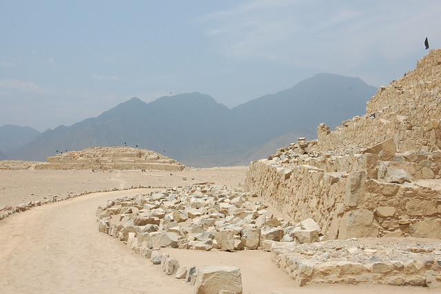 Pyramids of Caral
