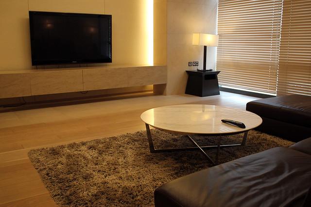 Classic 500 - Suite Living Room