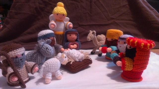 Amigurumi Nativity : amigurumi crochet nativity scene Flickr - Photo Sharing!