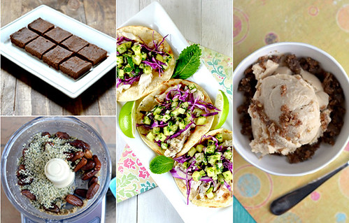 2012 All-Star Recipes from Cara's Cravings