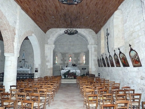 Landerrouat - L'Eglise Saint Jean 02