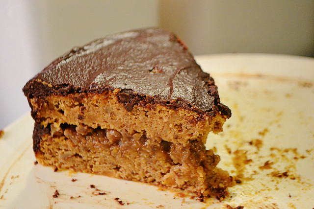 Sweet Potato Chocolate Cake Recipe