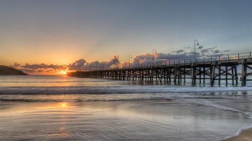 sunrise landscape australia coastal nsw hdr hdri 2012 coffsharbour hdrphotography 20121223