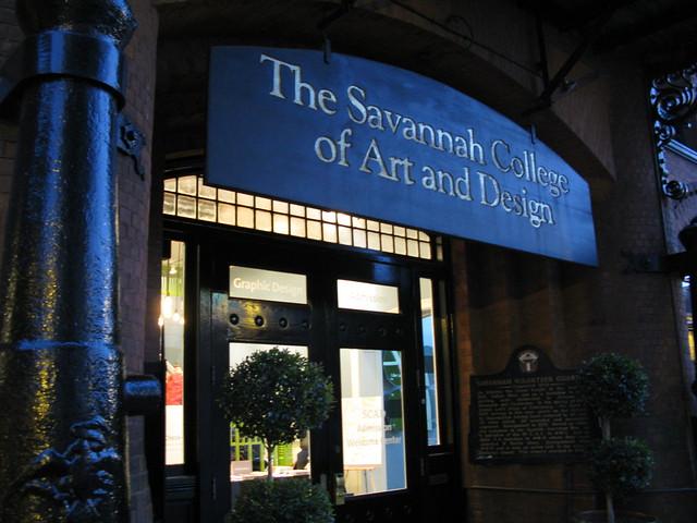 savannah college flickr