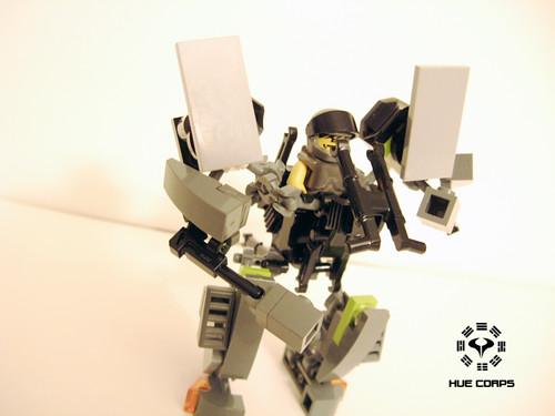 Stegger Mech HS2
