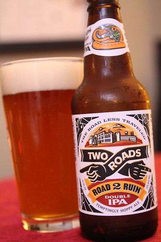 Two Roads Brewing Co. Road 3 Ruin Double IPA