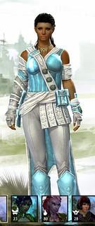 Lia the Norn Ranger