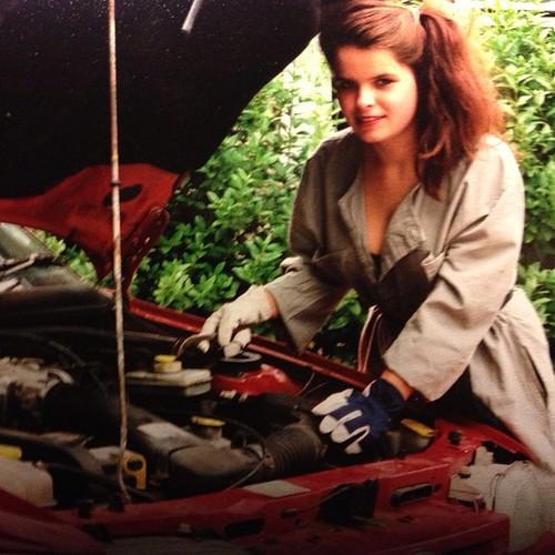 Mechanic...