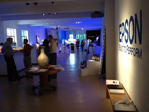 Epson Branding Event at Shop Studios - ShopStudios.com