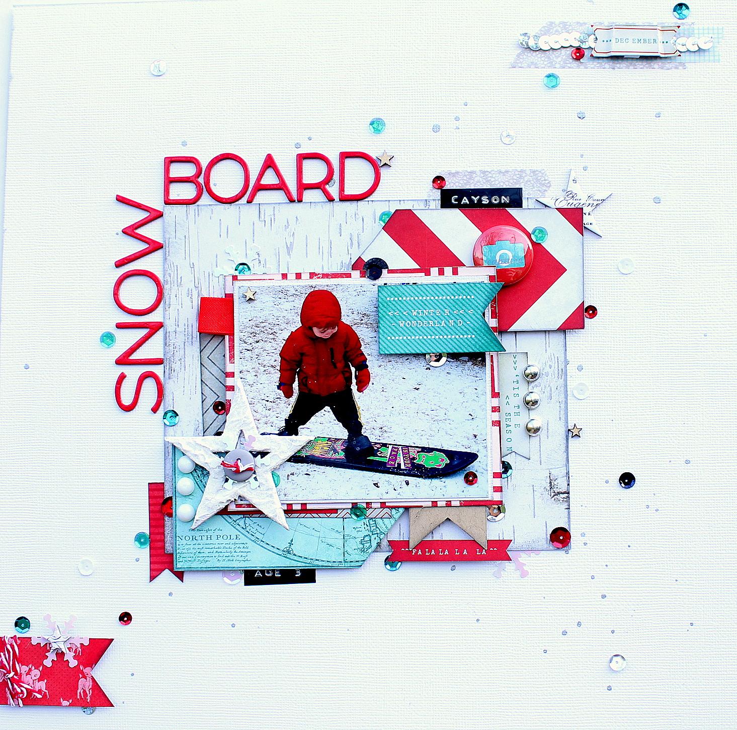 Snowboard LO