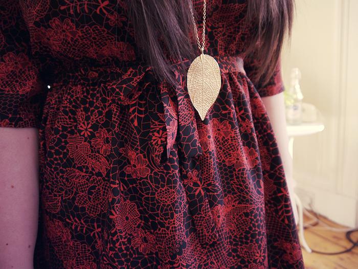 matalan red dress 1