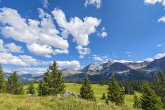 Arosa landscape