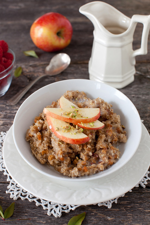 Oatmeal Apple 1