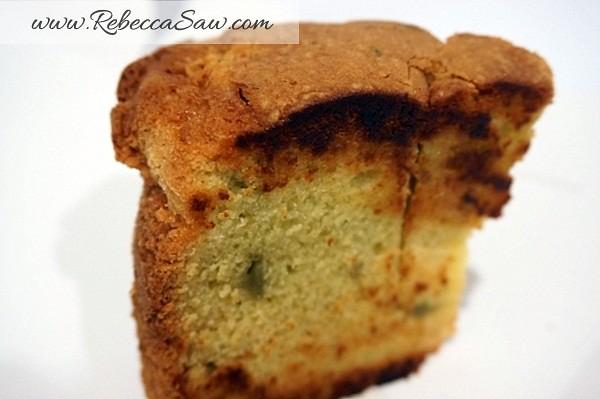 Swich Cafe - Publika - banana cake, apple cake and avocado cake-017