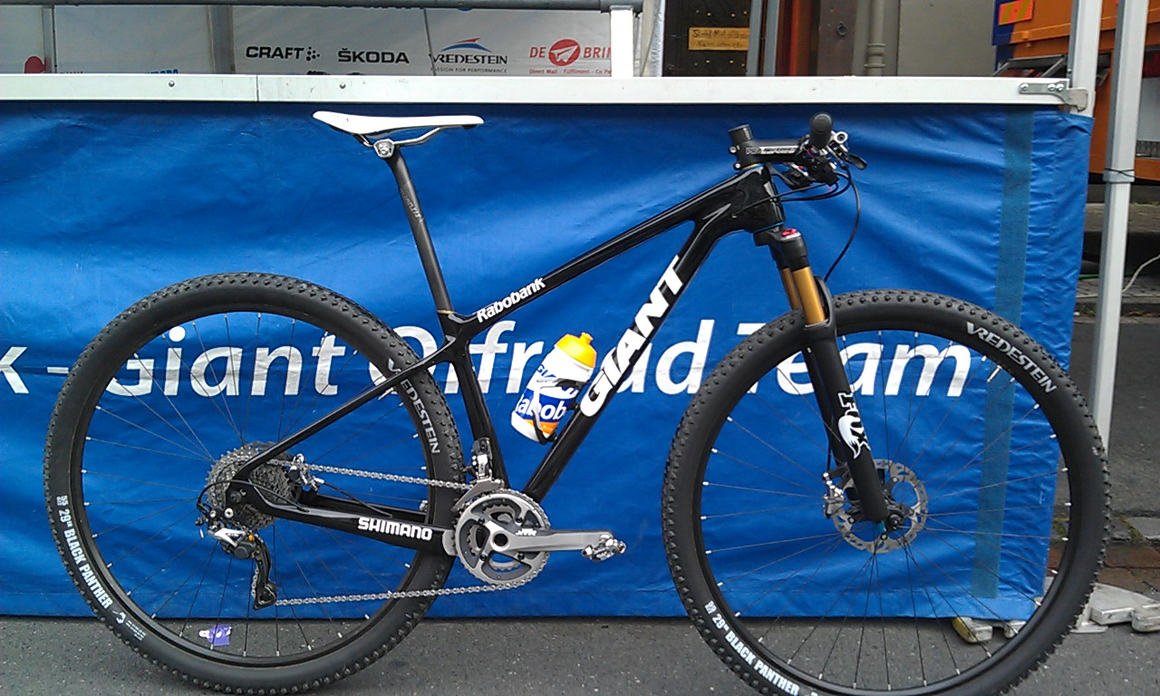 Giant XTC Advanced 29er size small- emil lindgren