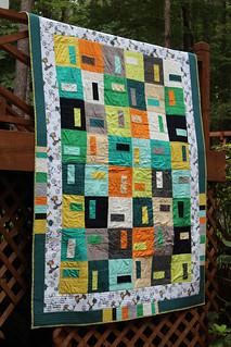 Joe's Puzzle Box Quilt