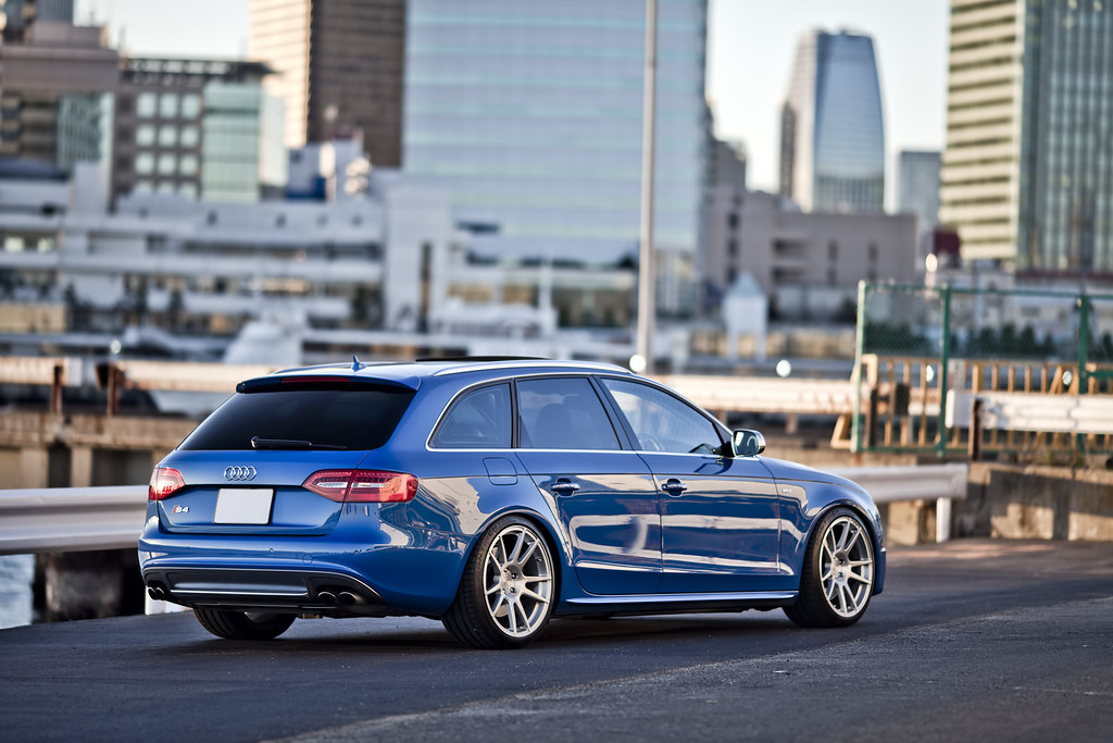 My Sprint Blue S4 Avant Teamspeed Com