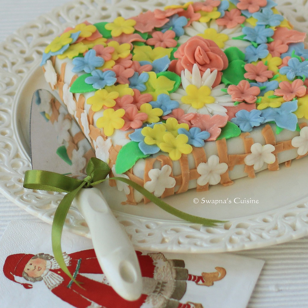 how to make marshmallow fondant icing