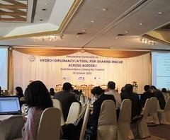 水資源外交會議 照片來源 IUCN©Claire Warmenbol
