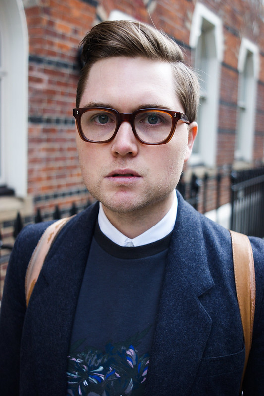Street style - Lee, London Collections: Men