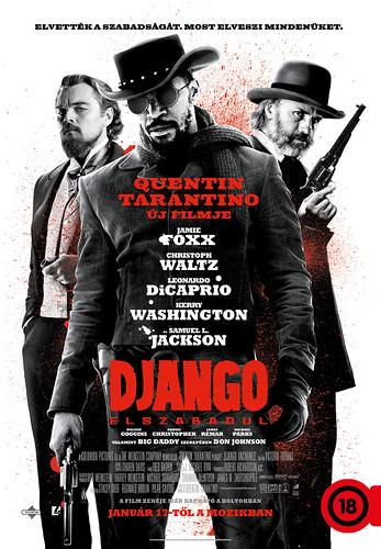 Django elszabadul