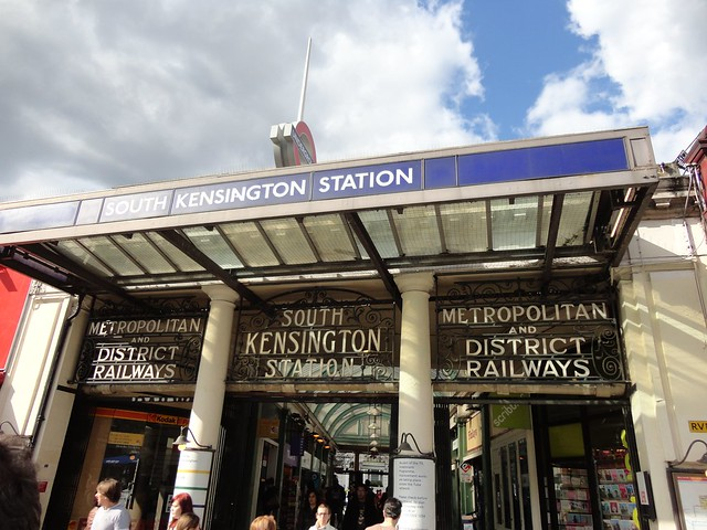 South Kensington Station