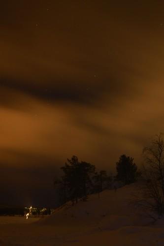 finland inari lapland jan2013