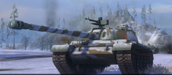World of Tanks 0.8.3