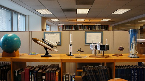 NASA HQ Library Artifact and Miniature Collection