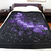 The Celestial Quilt - Sleeping Under the Stars by Urban Threads